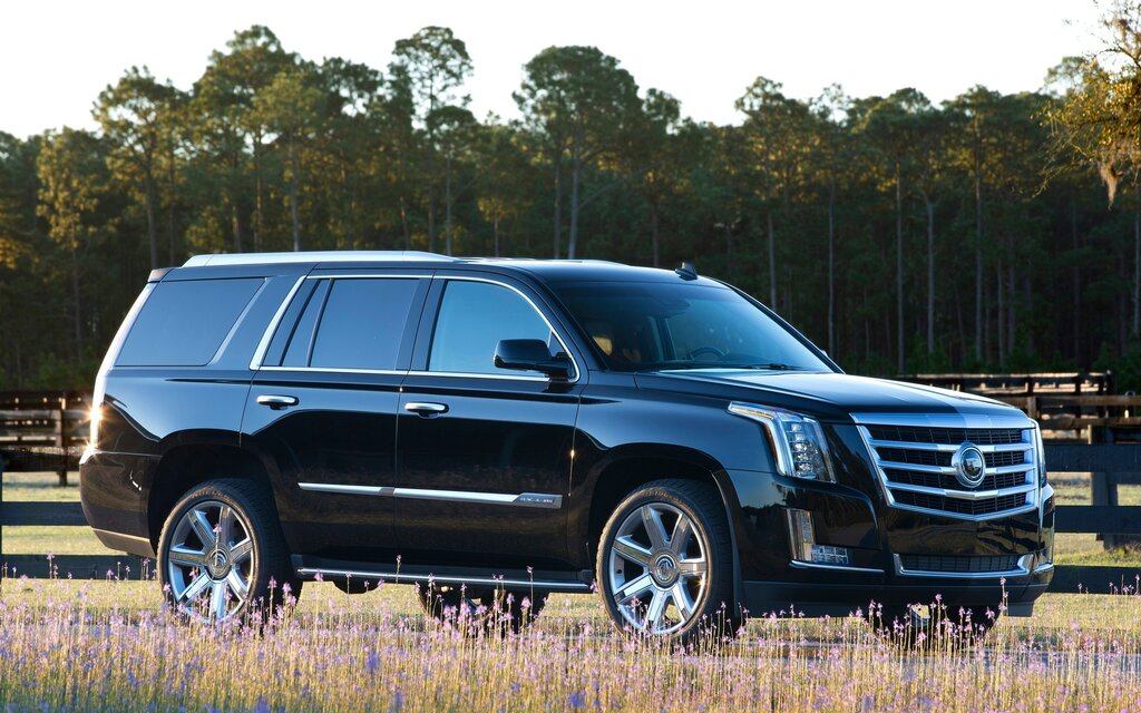 2016 Cadillac Escalade - News, reviews, picture galleries