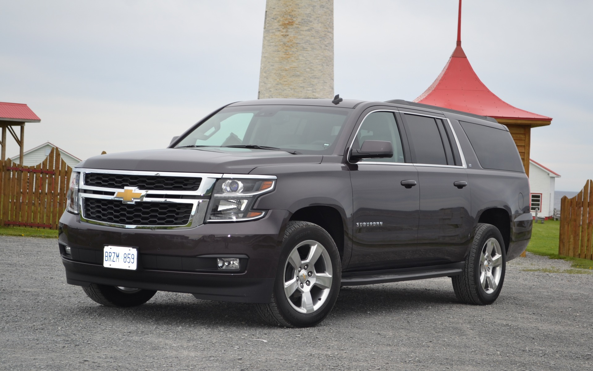 2016 Chevrolet Suburban News Reviews Picture Galleries And Hhr Onstar Wiring Diagram Videos The Car Guide