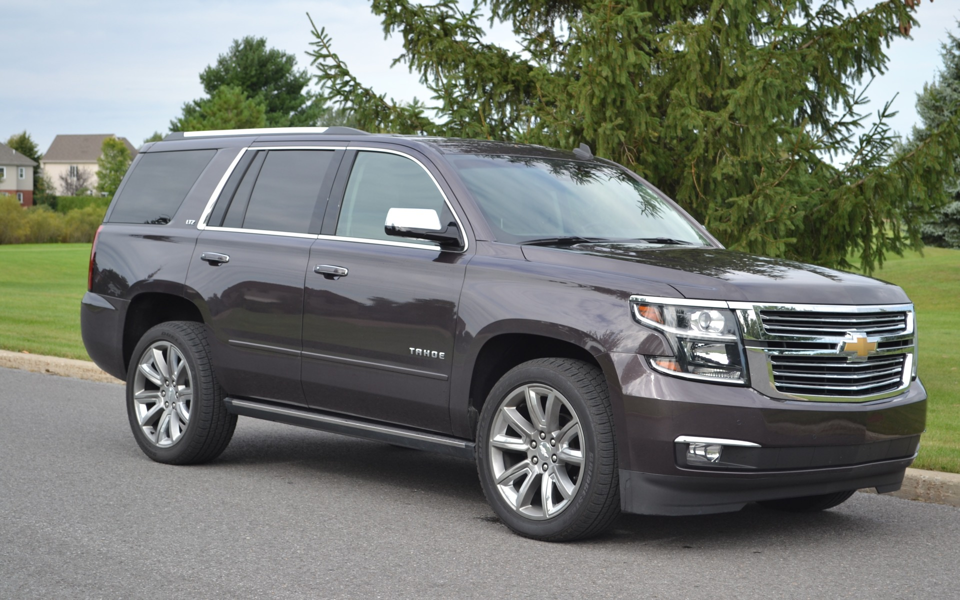 2016 Chevrolet Tahoe  News reviews picture galleries and videos