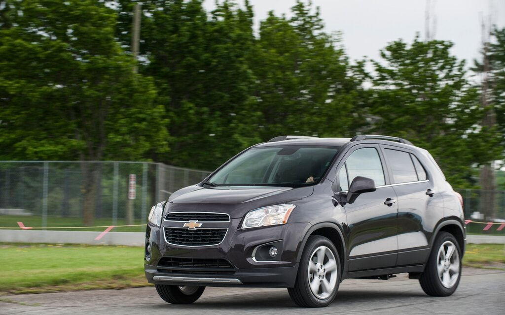 2016 chevrolet trax ls specifications - the car guide