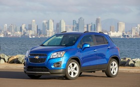 spécifications chevrolet trax ls 2016 - guide auto
