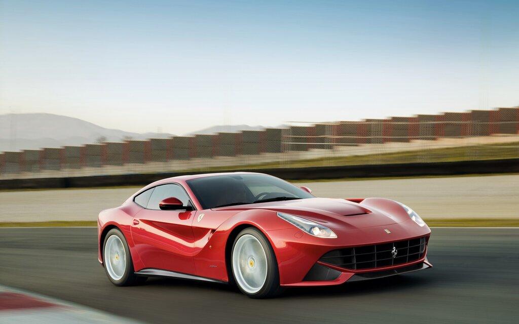 2016 Ferrari F12 Tdf Specifications The Car Guide