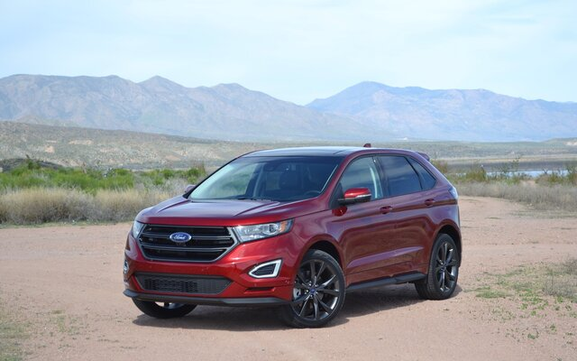 2016 Ford Edge 4dr Se Fwd Specifications The Car Guide