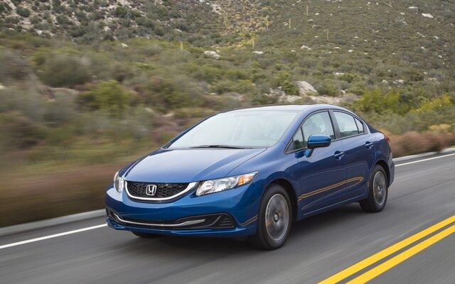 2016 Honda Civic Dx Sedan Specifications The Car Guide