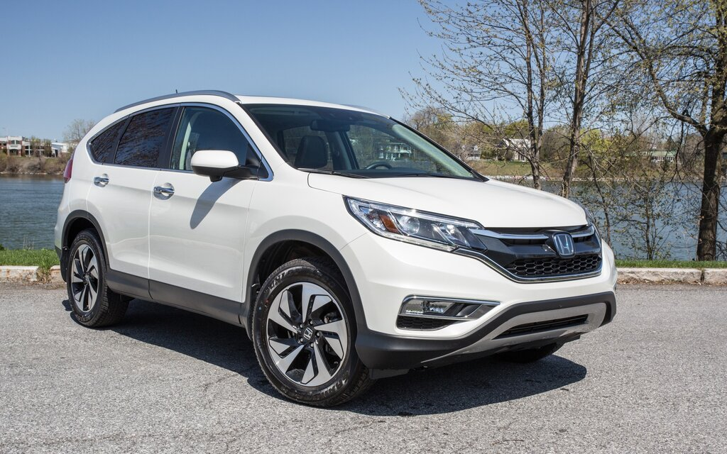 Honda CR V. All Photos