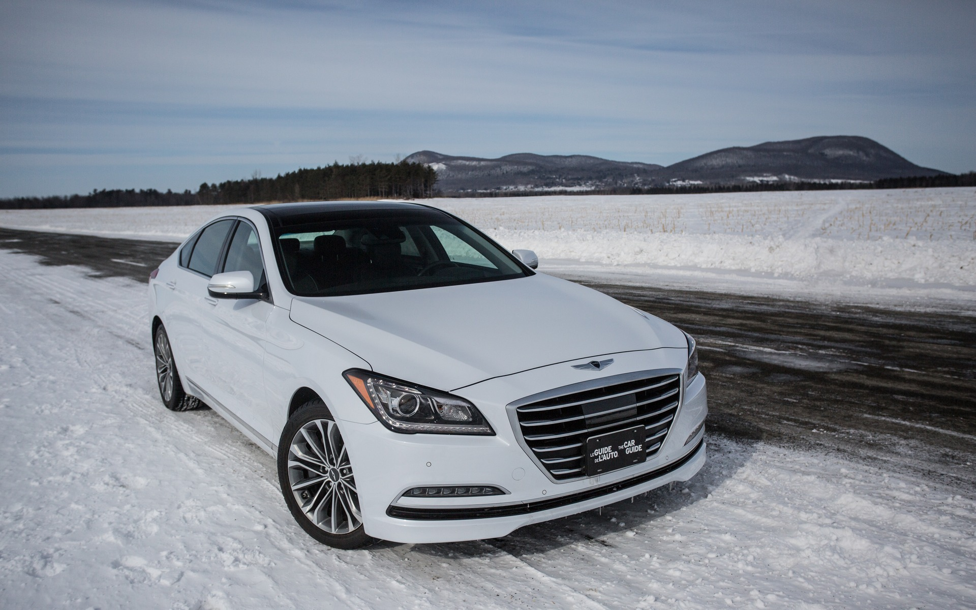 2016 Hyundai Genesis Photos 1 3 The Car Guide