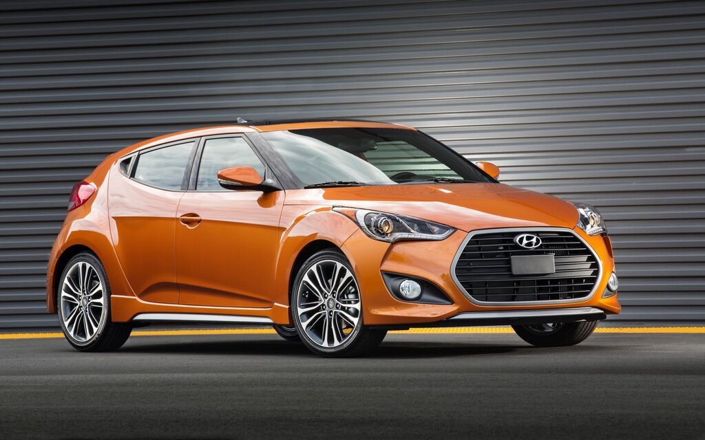 hyundai veloster 2016 essais actualit galeries photos. Black Bedroom Furniture Sets. Home Design Ideas