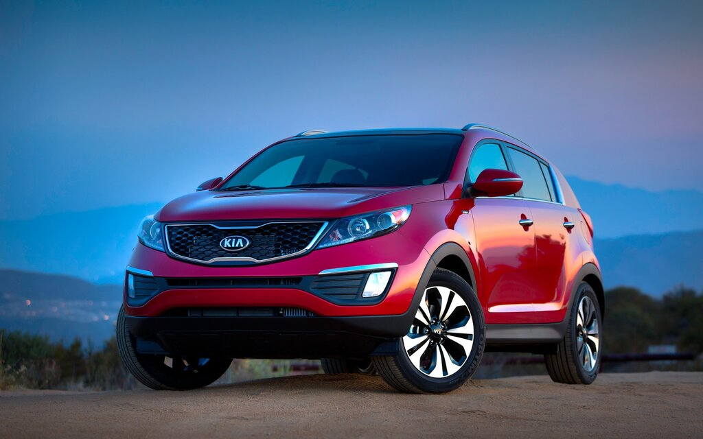 kia sportage 2016 essais actualit galeries photos et vid os guide auto. Black Bedroom Furniture Sets. Home Design Ideas