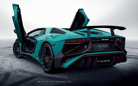How much does a lamborghini aventador cost