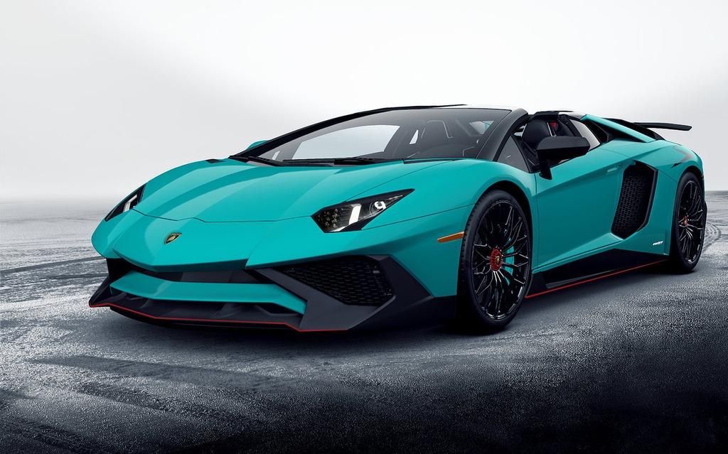 2016 Lamborghini Aventador News Reviews Picture Galleries And