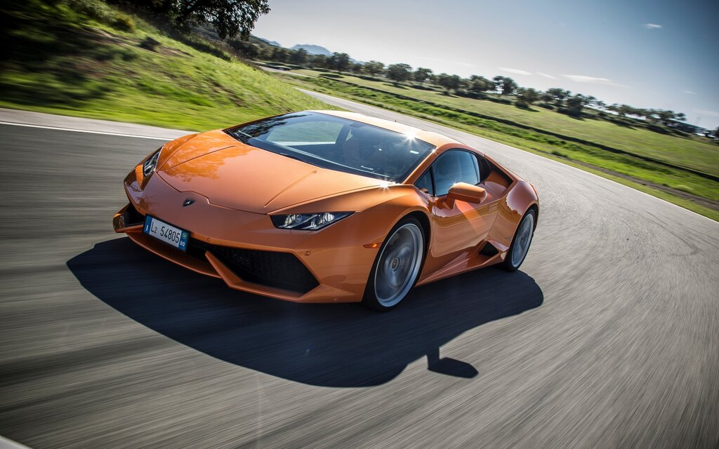 2016 Lamborghini Huracan Lp 610 4 Specifications The Car Guide