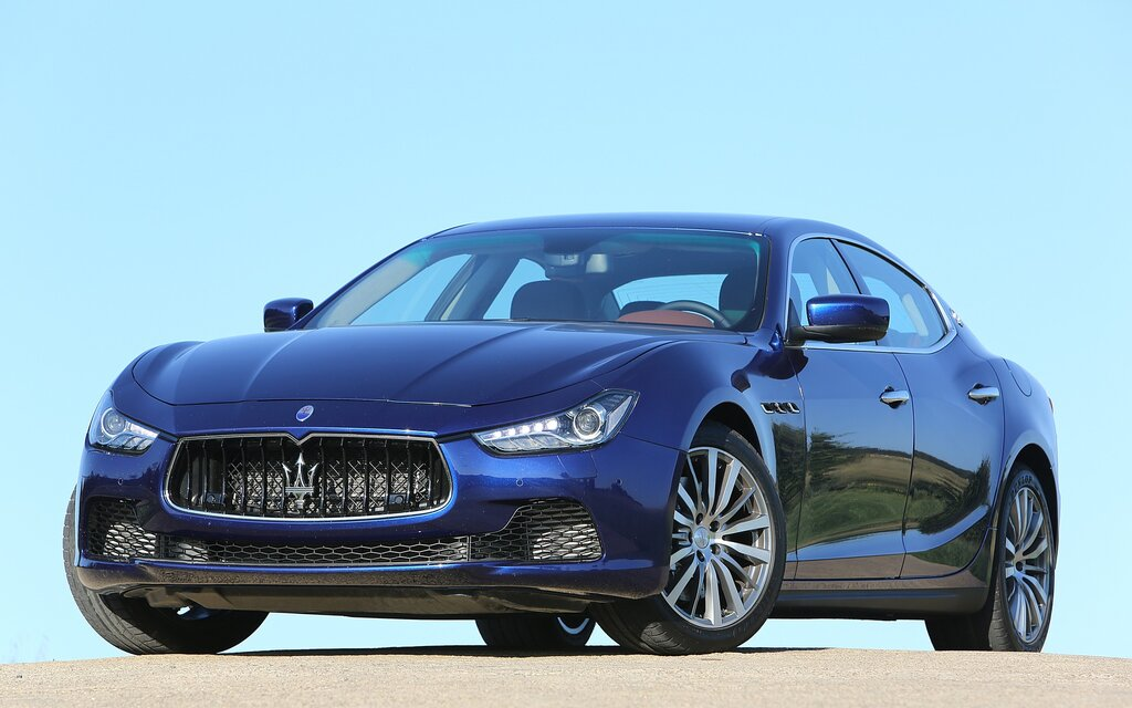 2016 maserati ghibli s q4 specifications - the car guide