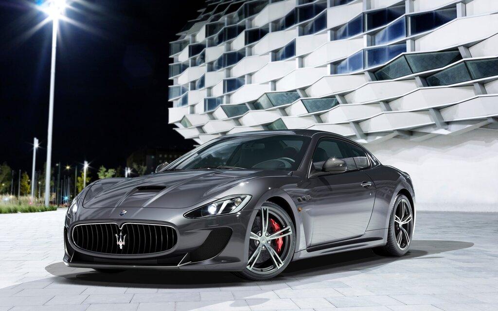 2016 Maserati GranTurismo Sport Specifications - The Car Guide on