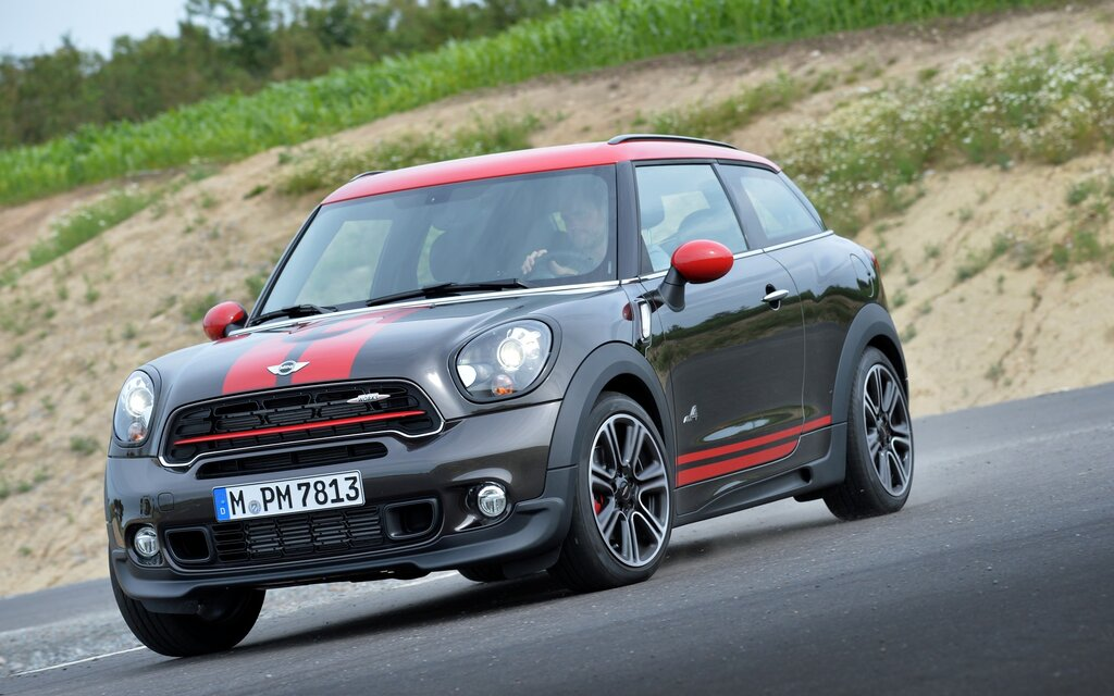 2016 Mini Paceman Cooper S All4 Specifications The Car Guide