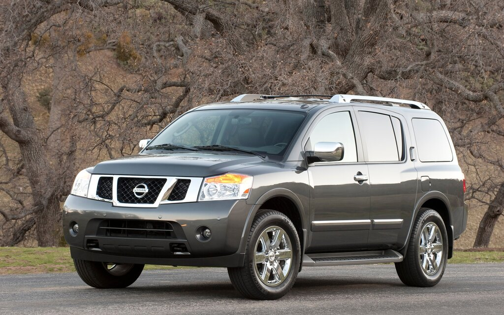 2016 nissan armada platinum specifications the car guide. Black Bedroom Furniture Sets. Home Design Ideas