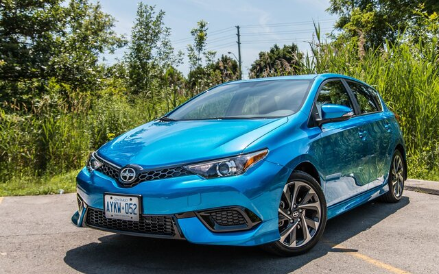 2016 Scion iM 4dr HB Man Specifications - The Car Guide