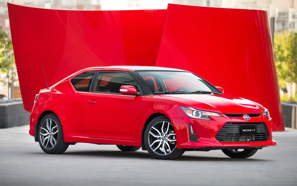 2016 Scion Tc News Reviews Picture Galleries And