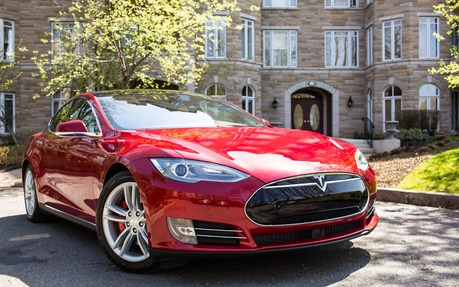 Tesla s price 2016