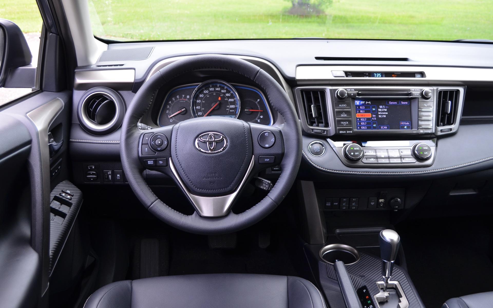 2016 Toyota Rav4 Photos 3 3 The Car Guide