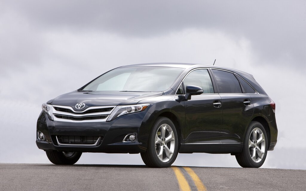 Toyota Venza 2016 >> 2016 Toyota Venza News Reviews Picture Galleries And