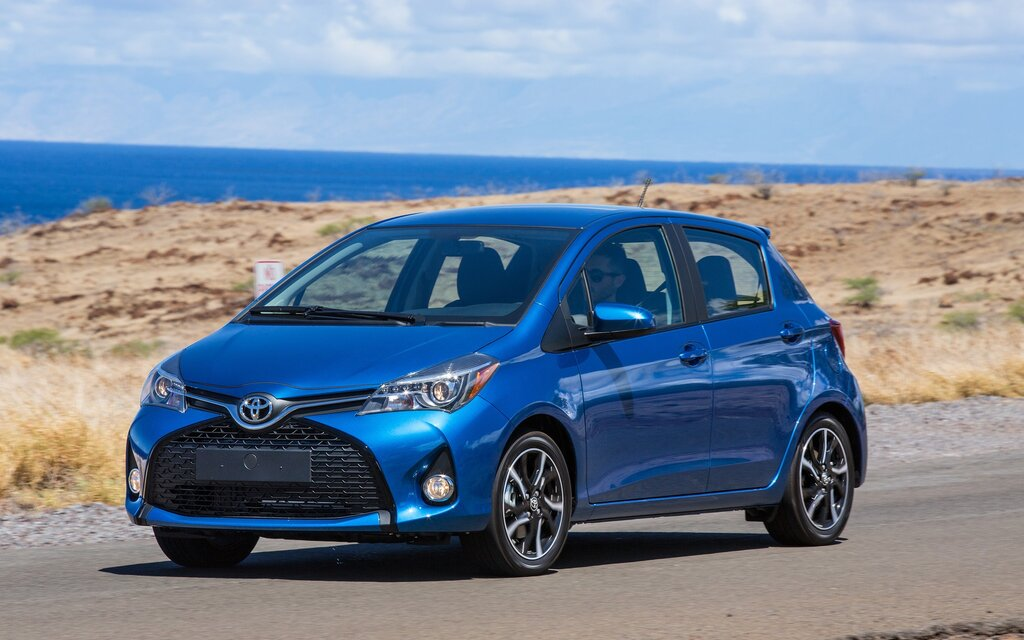 fl cars used truecar sale davie yaris in year le automatic for door listings toyota