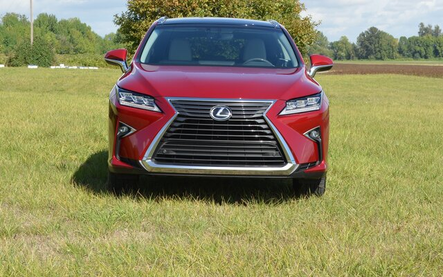 2016 Lexus RX RX 350 Specifications - The Car Guide