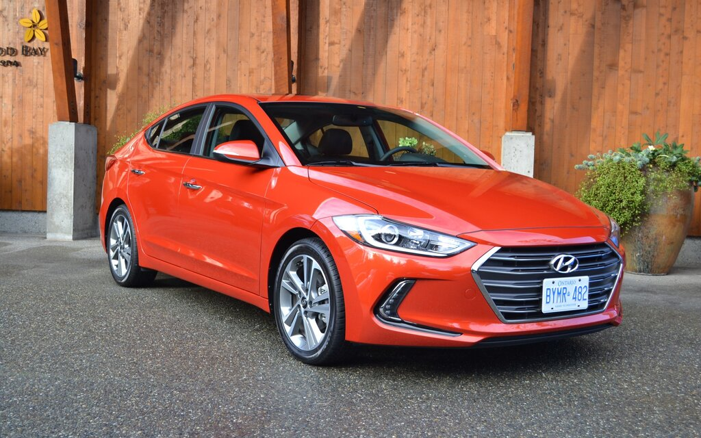 2017 Hyundai Elantra Gl Sedan Specifications The Car Guide