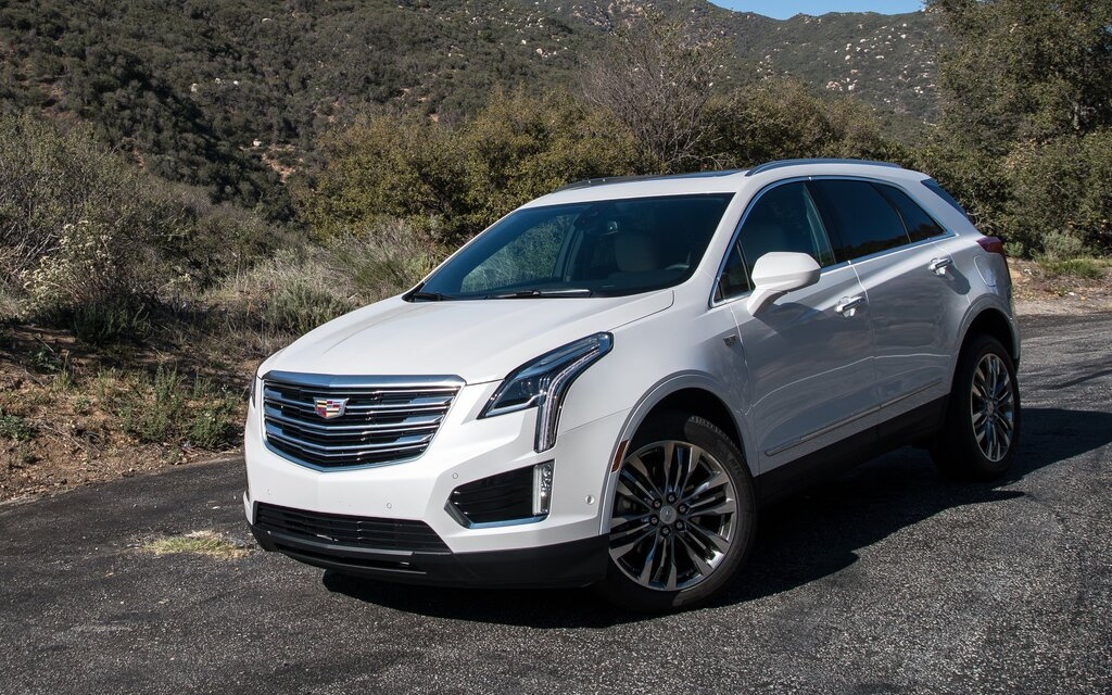 2017 Cadillac Xt5 Platinum Awd Specifications The Car Guide