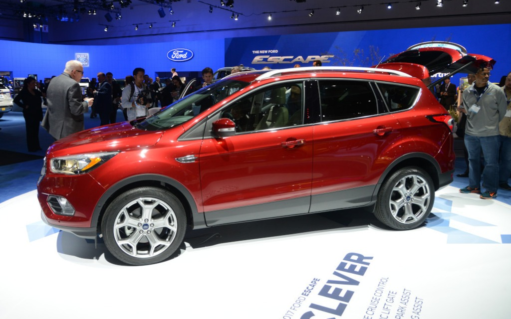 Photos Ford Escape 2017 1 15 Guide Auto