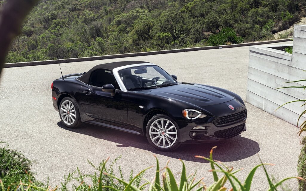 2017 fiat 124 spider classica specifications - the car guide