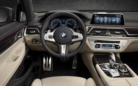 2017 BMW 7 Series 750Li XDrive Specifications