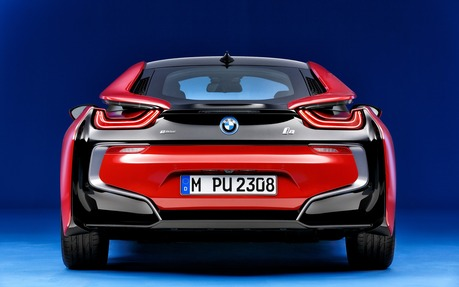 2017 Bmw I8 Price Engine Full Technical Specifications The Car