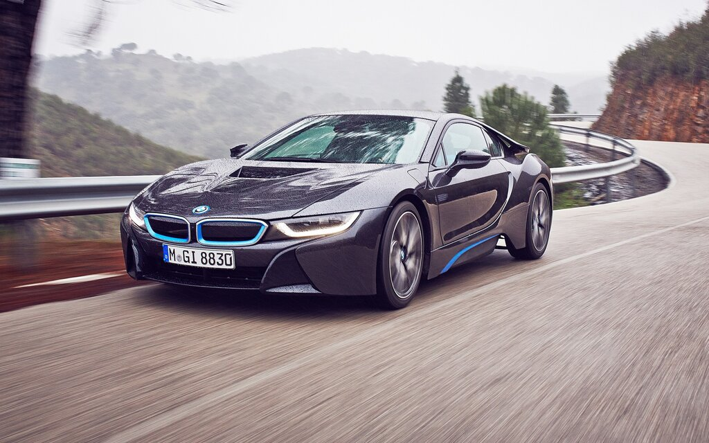 2017 BMW I8 Base Specifications