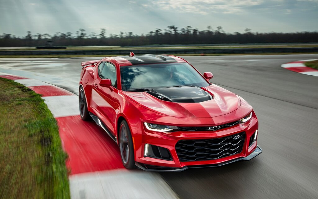 2017 Chevrolet Camaro Ss Specifications The Car Guide