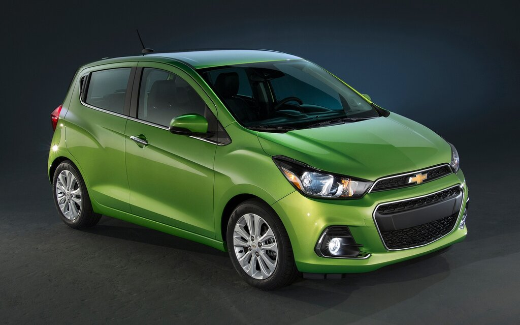 2017 Chevrolet Spark Ls Specifications The Car Guide