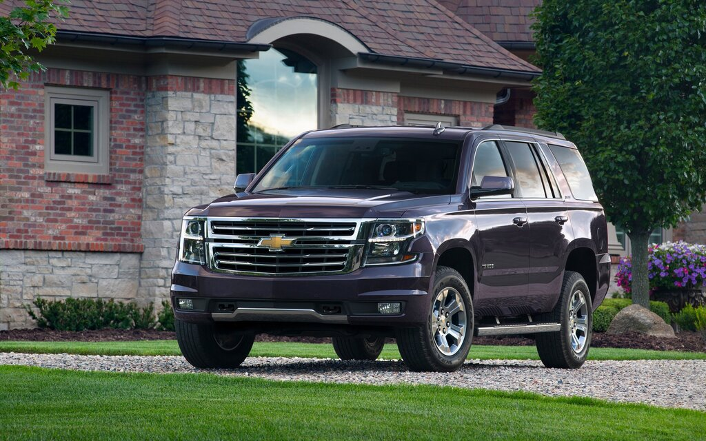 2017 Chevrolet Tahoe LT 4x4 Specifications - The Car Guide
