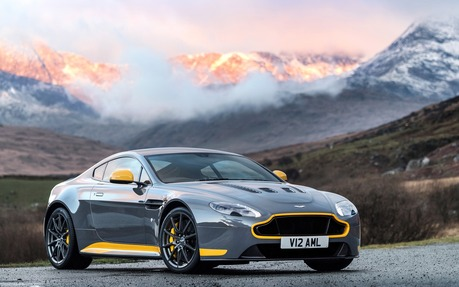 Aston Martin Vantage V Coupe S Price Engine Full - Aston martin vantage v12