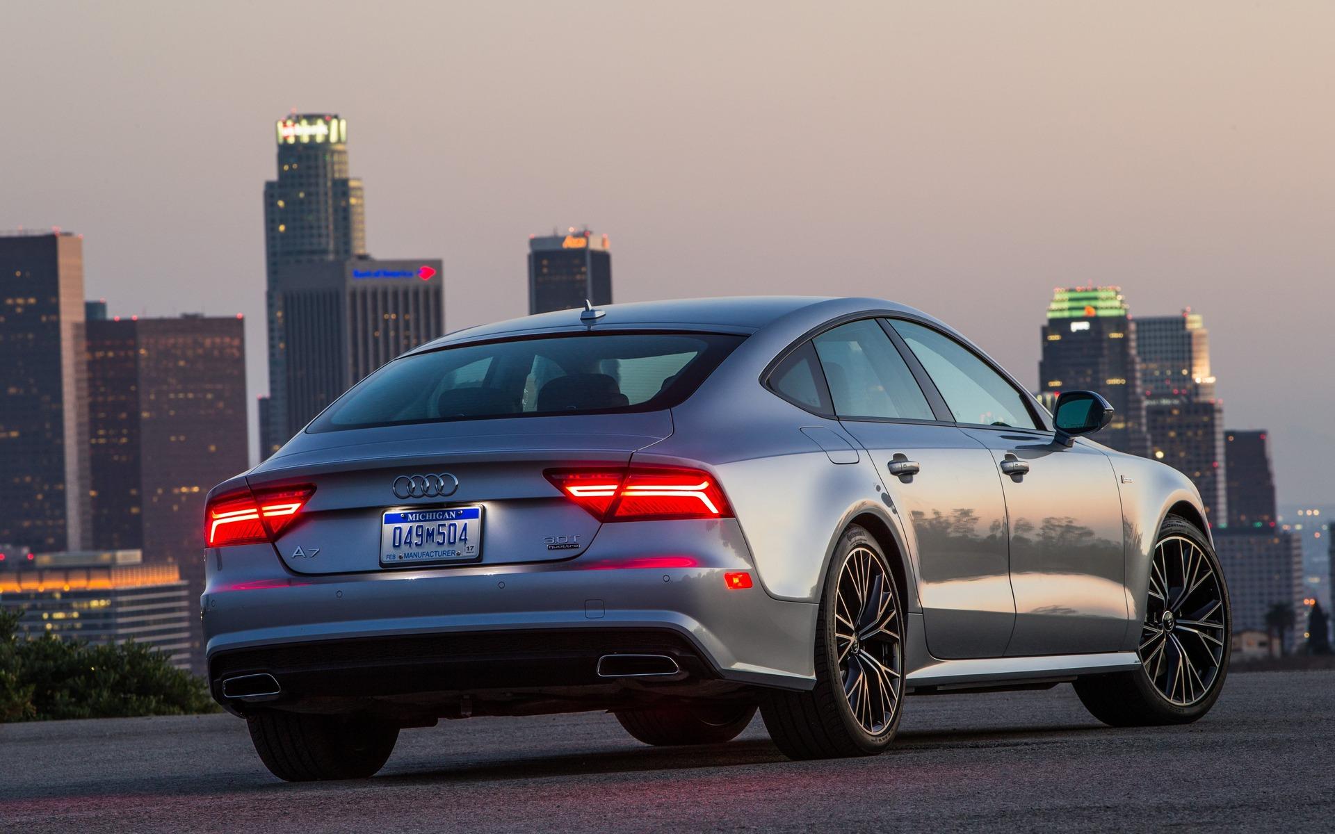 Kekurangan Audi 17 Tangguh