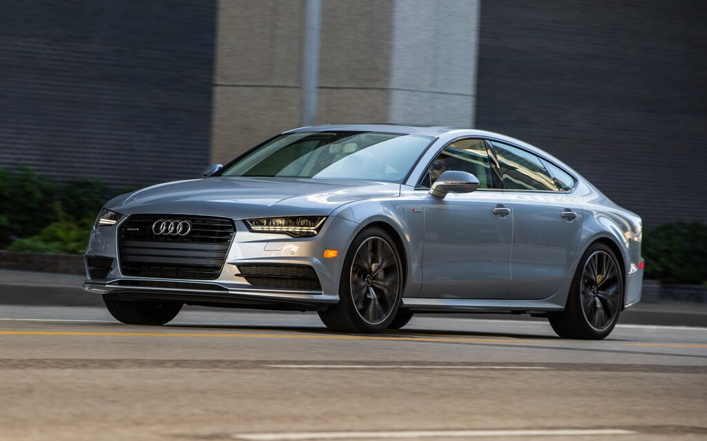 2017 Audi A7 News Reviews Picture Galleries And Videos The Car
