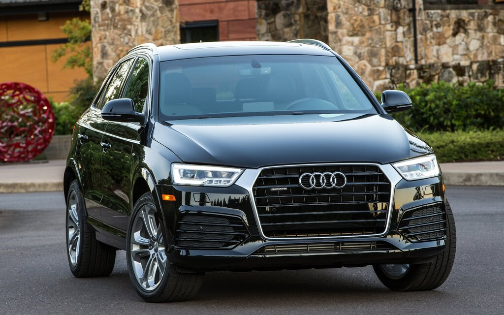 2017 Audi Q3 2 0 Tfsi Komfort Specifications The Car Guide
