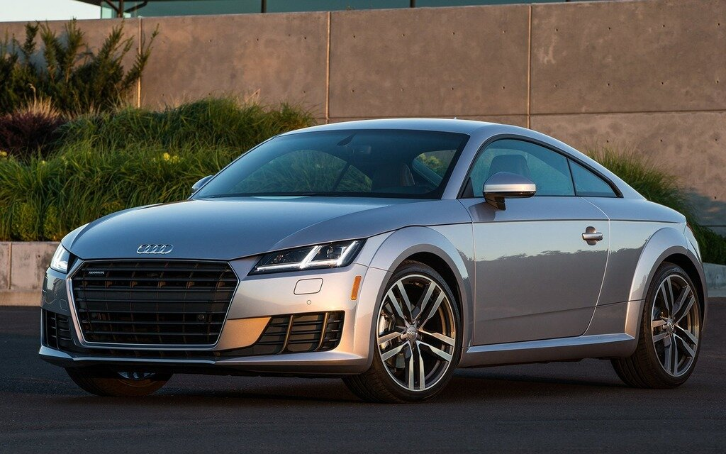 2017 Audi Tt Coupe Specifications The Car Guide