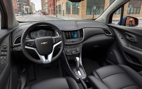 2017 Chevrolet Trax - News, reviews, picture galleries and videos ...