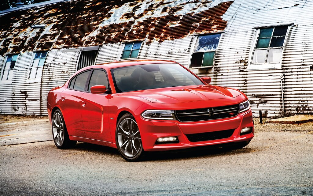 2017 Dodge Charger R T Specifications The Car Guide