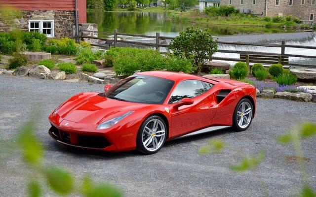 Ferrari 488 2017