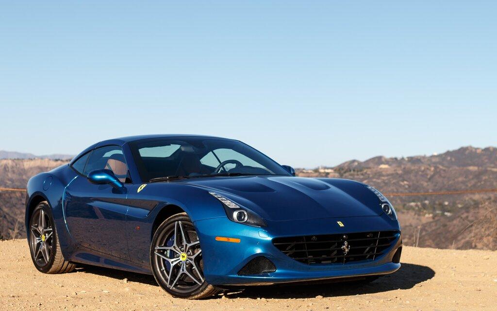 2017 Ferrari California T Specifications The Car Guide