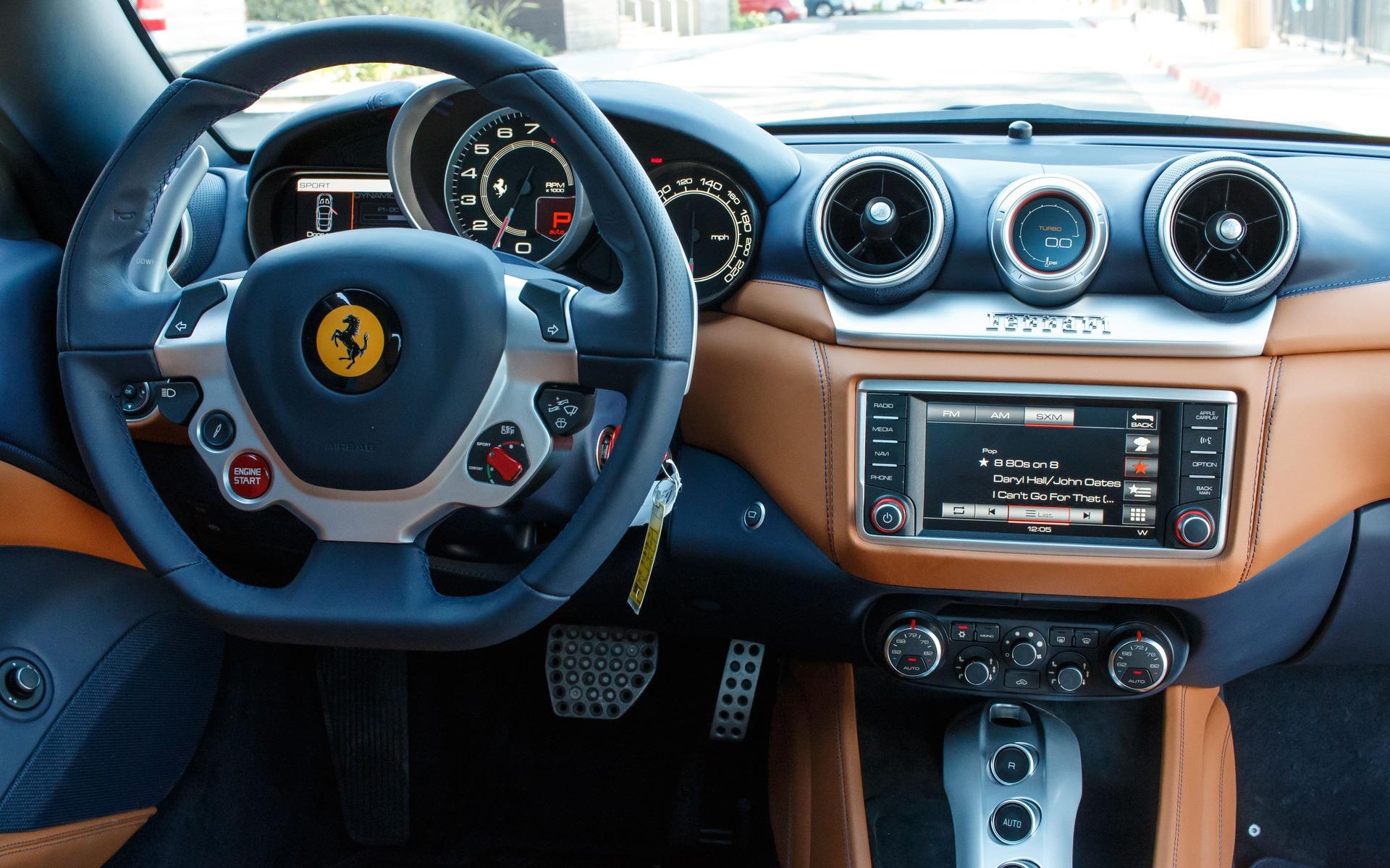 2017 Ferrari California photos - 3/7 - The Car Guide