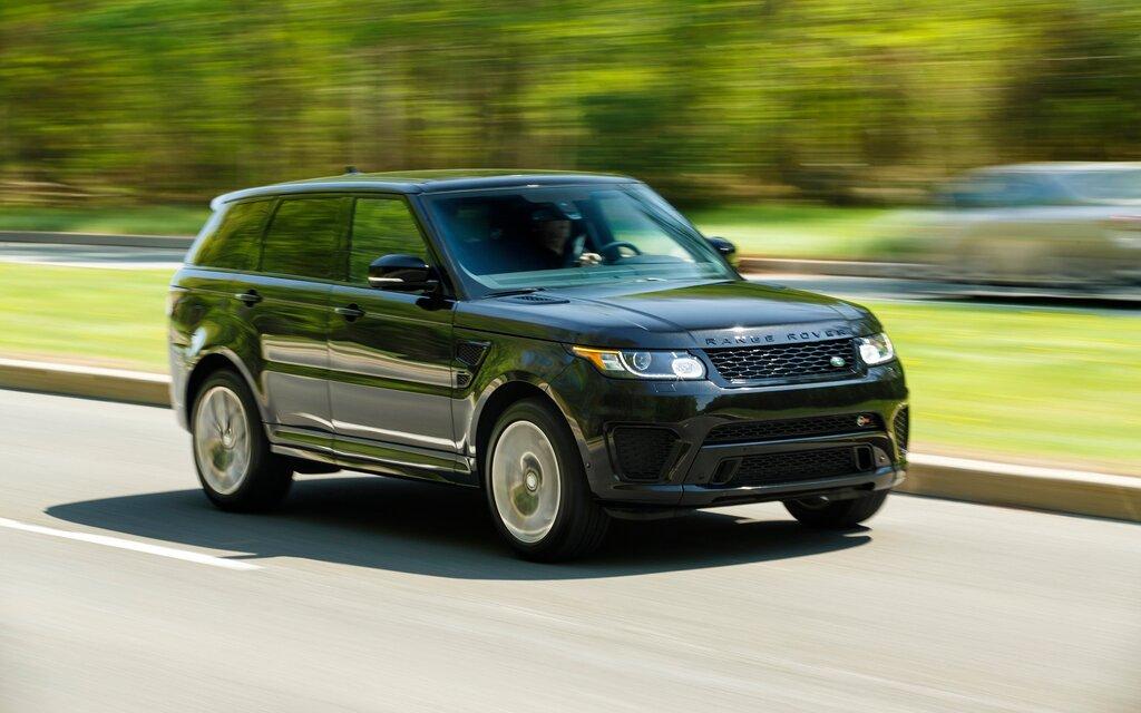 Land Rover Range Sport Price 77000 127500