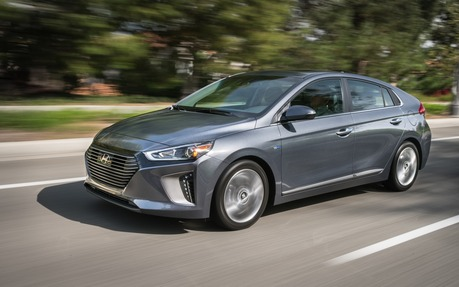 2017 Hyundai Ioniq Hybrid Price Engine Full Technical