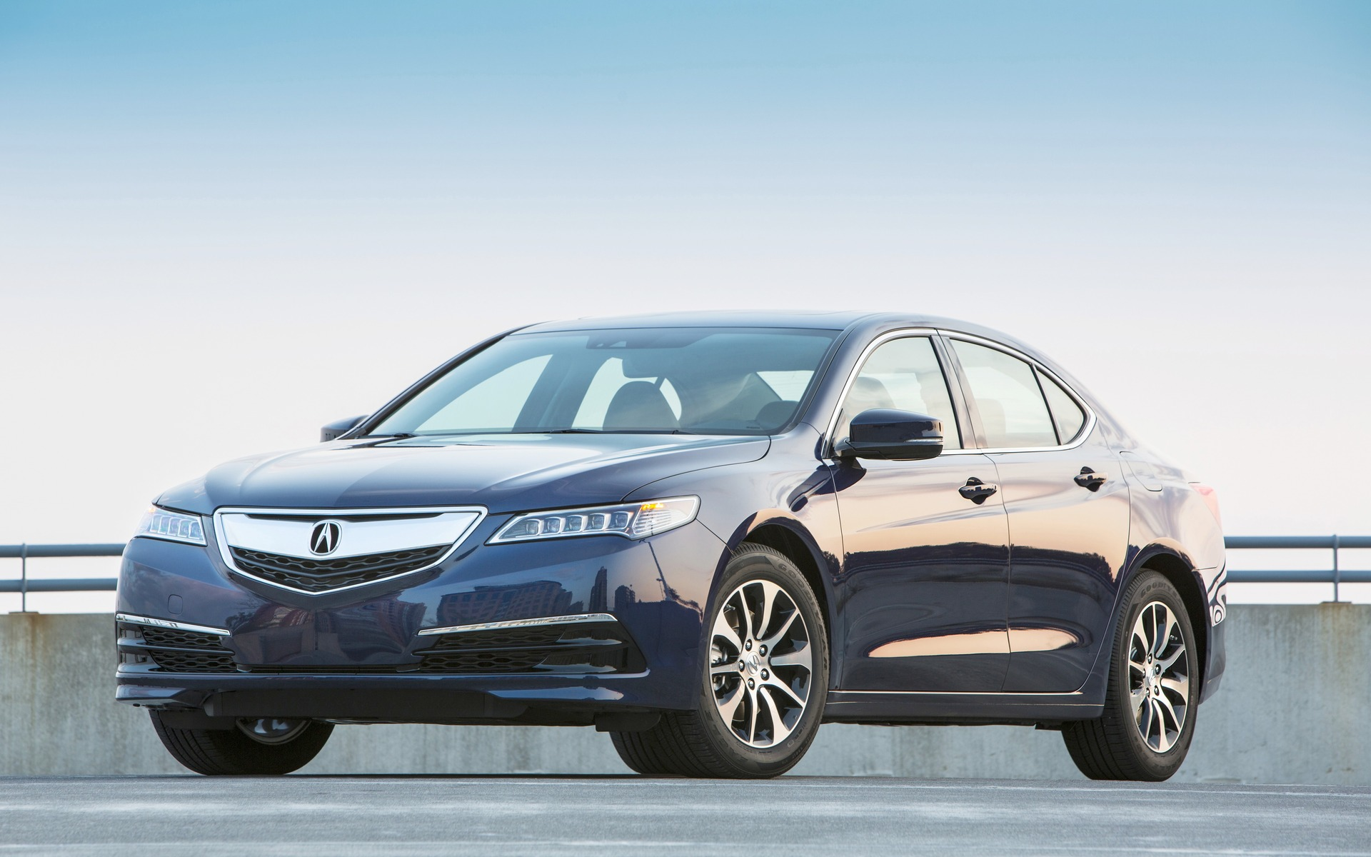2017 Acura Tlx Specifications The Car Guide