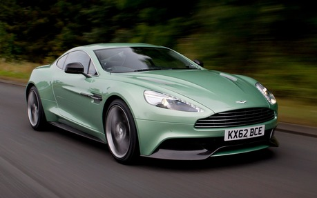 Aston Martin Vanquish Coupe Price Engine Full Technical - Aston martin vanquish gt price